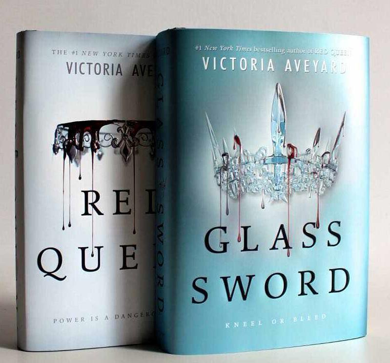 """Résultat de recherche d'images pour """"glass sword hardcover"""""""